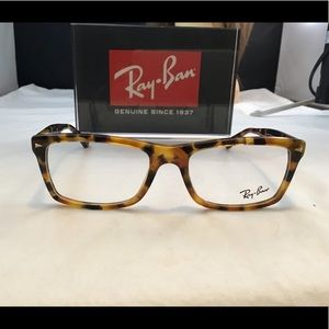 Ray-Ban Eyeglasses Tortoiseshell Frame RB5287 5712